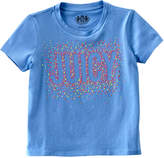 Juicy Couture Girls' Blue Tee
