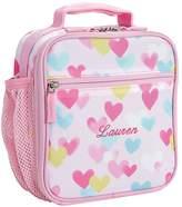 Pottery Barn Kids Mackenzie Pink Cascading Hearts Backpacks