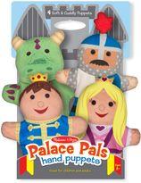 Melissa & Doug Palace Pals Hand Puppets (Set of 4)