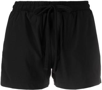 Thom Krom Drawstring Short Shorts