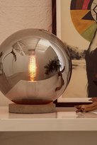 Urban Outfitters Round Cloche Table Lamp