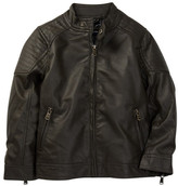 Urban Republic Faux Leather Jacket (Big Boys)
