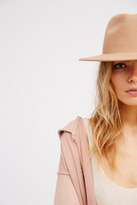 Free People Womens CLEAN SLATE FELT HAT