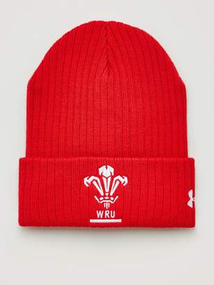 Under Armour Wales Wru Beanie - Red