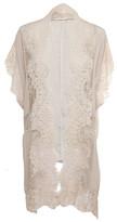 Gold Hawk Claudette Lace Vest