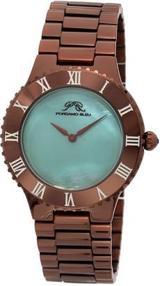 Women's Lexi Swarovski Crystal Accented Quartz Watch, 40mm