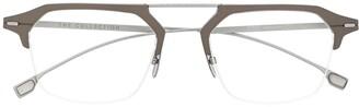 HUGO BOSS Horn-Rimmed Glasses