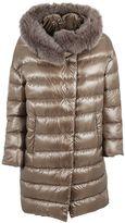Herno Fur Trim Padded Coat