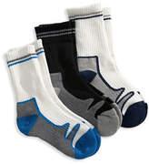 Jack & Jill 3 Pack Crew Sport Socks