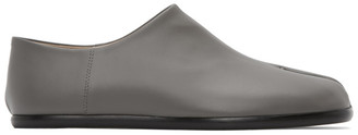 Maison Margiela Grey Tabi Loafer