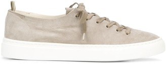 Officine Creative Flat Low-Top Sneakers