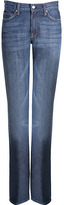 SEVEN FOR ALL MANKIND Bootcut Jeans Extra Long NYD Pacific Wash