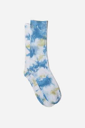 Cotton On Single Pack Active Socks