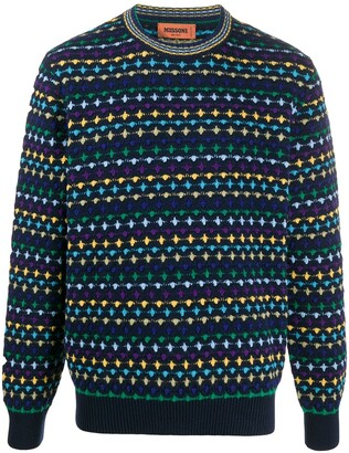 Missoni Knitted Crew Neck Jumper