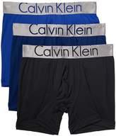Calvin Klein Underwear Steel Micro 3-Pack Boxer Brief Men's Underwear