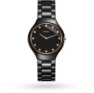 Rado True Thinline Ladies Watch