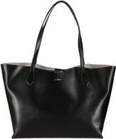 Hogan Leather Shopper Bag