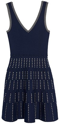 Sandro Jasm Knit Dress