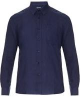Vilebrequin Long-sleeved Linen Shirt