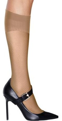 Hanes Womens Perfect Socks Diamond Compression Knee-Highs 2-Pack Style-HST016
