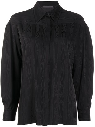 Alberta Ferretti Classic Button-Up Shirt