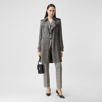 Burberry Silk Trench Coat