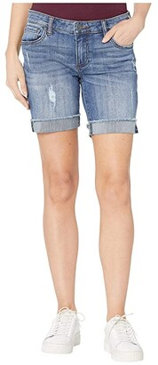 KUT from the Kloth Catherine Boyfriend Shorts (Concept) Women's Shorts