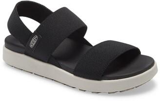 Keen Elle Webbing Strap Sandal