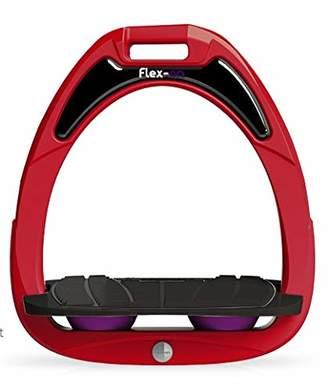 Flex on Green Composite Junior Range Junior Inclined Ultra-Grip Frame Color: Red Footbed Color: Black ELASTOMERS:
