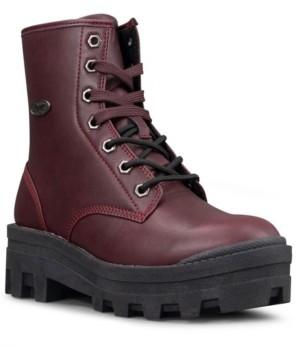 Lugz Women's Dutch Classic Chukka Regular Fashion Boot Women's Shoes