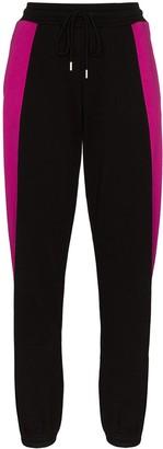 Ninety Percent side stripe track pants