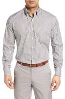 Peter Millar Men's Summertime Regular Fit Check Sport Shirt