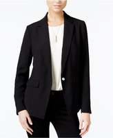 Bar III Single-Button Blazer, Only at Macy's