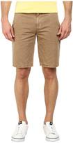 BOSS ORANGE Sairy1-D Nice Rigid Gabardine Slim Fit Shorts