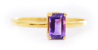 Kismet Lola Interstellar Sirius Amethyst Ring