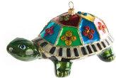 Mackenzie Childs St Tropez Turtle Tree Decoration
