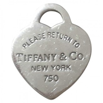 Tiffany & Co. & Co Return to Other White gold Pendants
