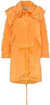 Poiret crepe lightweight jacket
