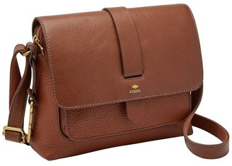 Fossil ZB7878200 Kinley Flap Over Crossbody Bag