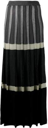 Antonio Marras tiered maxi dress