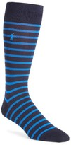 Polo Ralph Lauren Men's St. James Stripe Socks