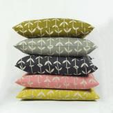 Victoria & Abigail Solid Orla Cushion Covers
