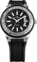 Jacques Lemans Men's 1-1785A Miami Sport Analog Silicone Strap Watch