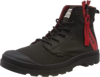 Palladium Pampa Unzipped Unisex Adults Slouch Boots