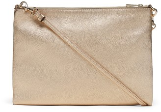 Banana Republic Leather Crossbody Pouch