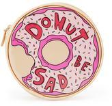 Forever 21 FOREVER 21+ Donut Be Sad Makeup Bag
