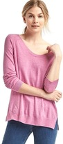 Gap Soft V-neck long sleeve sweater