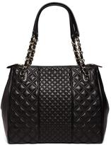 Quilted Lambskin Tote Bag
