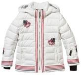 Bogner White Flower Ivy Down Jacket