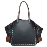 Urban Expressions Holly Beaded Tote